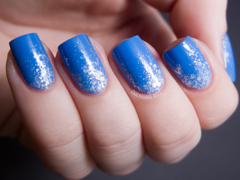 Cirque Objet Dart Glitter Gradients Chalkboard Nails Nail Art Blog
