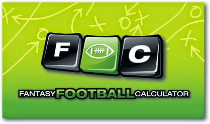 Fantasy Football Calculator ADP Mock Draft