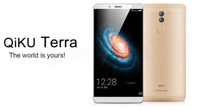 Qiku Q Terra 808 New Smartphone With Snapdragon 808 Hexa Core Processor
