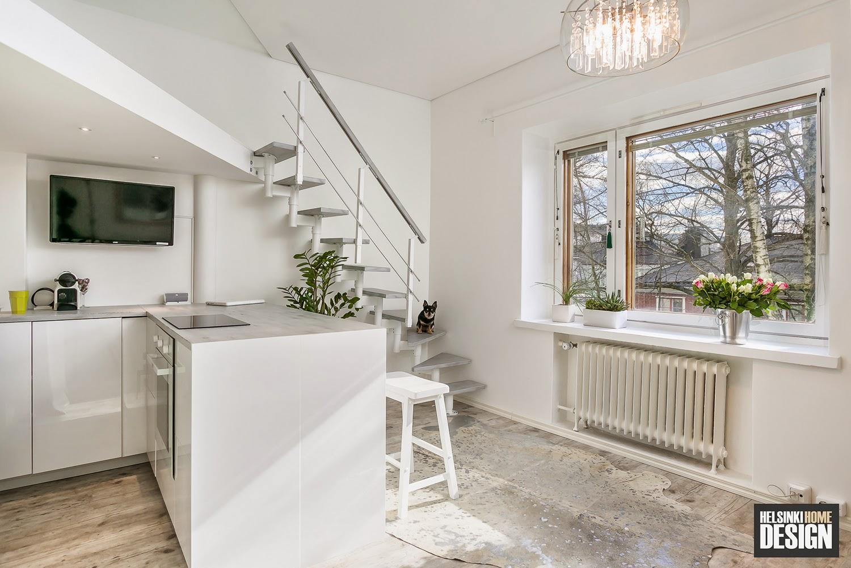 Helsingin Helmeksi Pieni koti, pienet murheet