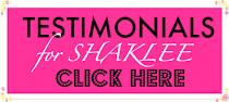 TESTIMONI FOR SHAKLEE
