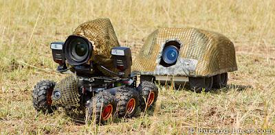 El robot fotógrafo: BeetleCam 2
