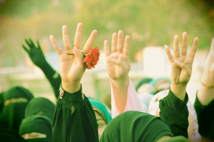 سنحاربهم .. بالحب !