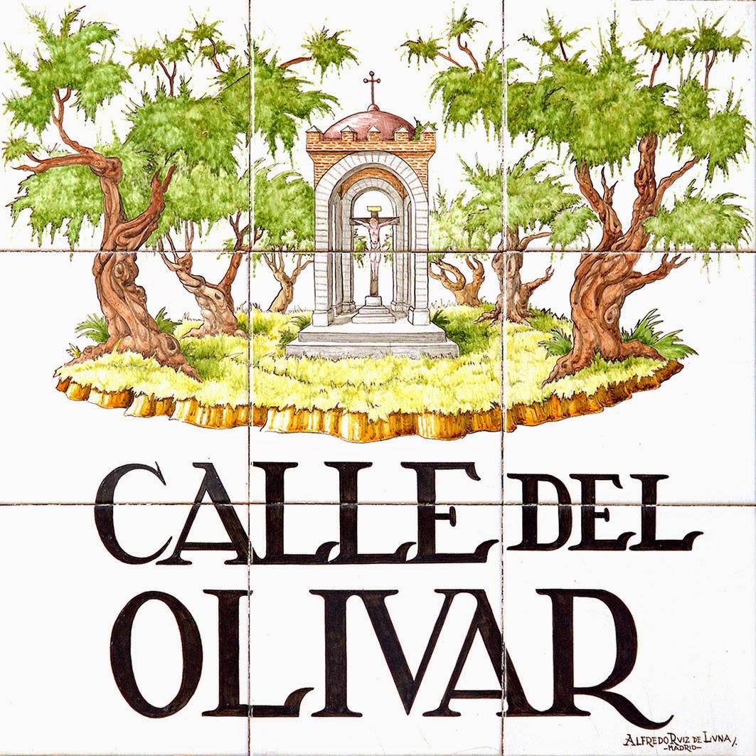 Calle del Olivar