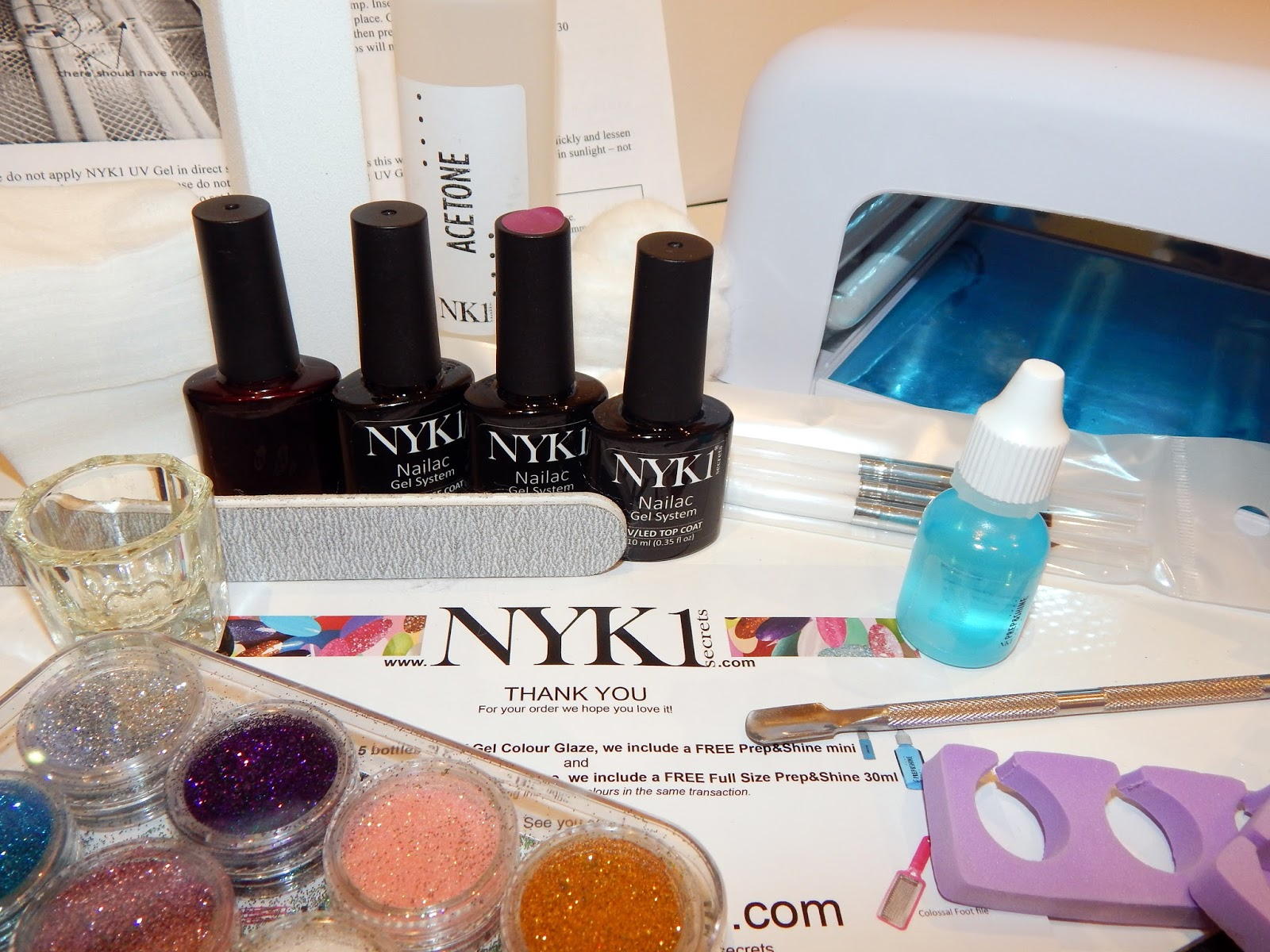 Nyk1 secrets gel nail kit she might be loved however when i tried it out properly with the instructions a glance away i was blown away with the results not only is this gel system pretty easy to solutioingenieria Image collections