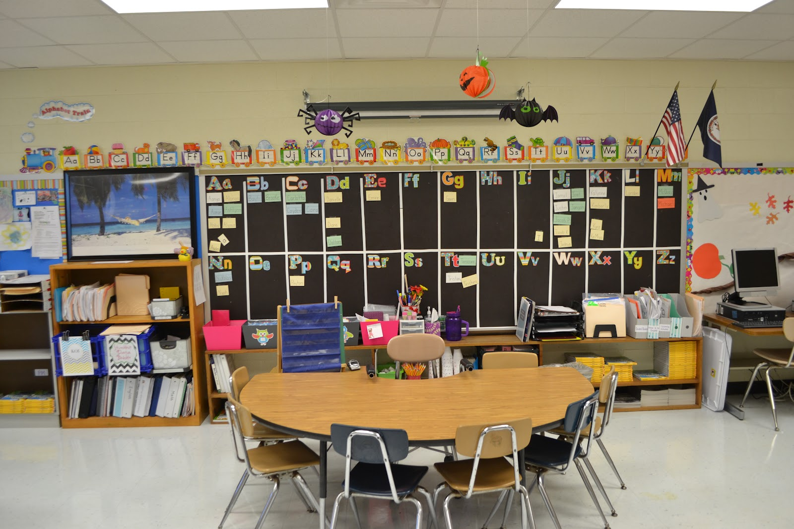 Unusual Classroom Decor ~ Xo christine marie september