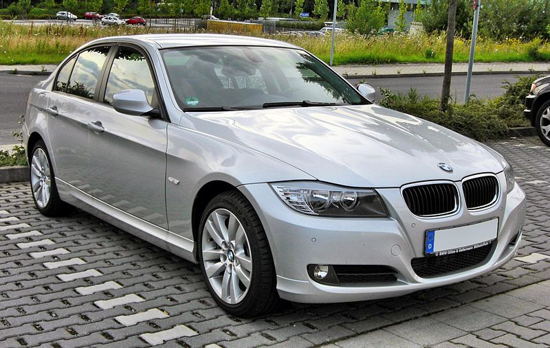 Automotive Database: BMW 3 Series (E90)