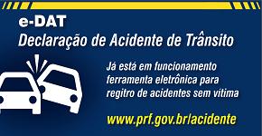 DECLARAÇÃO DE ACIDENTE DE TRÂNSITO