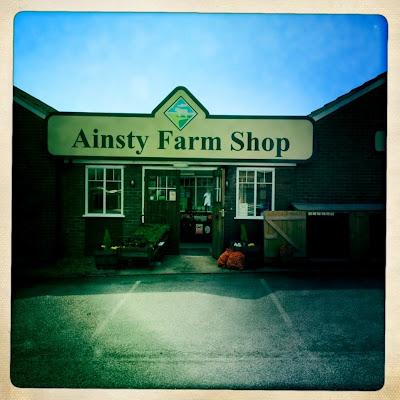 Ma Bicyclette: Buy Local | Ainsty Farm Shop, York