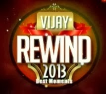 Rewind 2013 Best Moments Vijay Tv New Year Special Program Show 01-01-2014