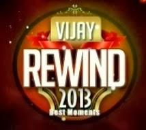 Rewind 2013 Best Moments Vijay Tv New Year Special Program Show 01-01-2014