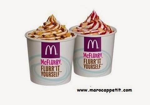 Mc Flurry maroc