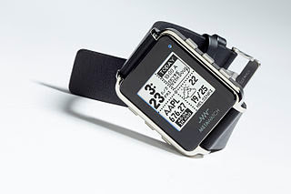 metawatch frame black smartwatch