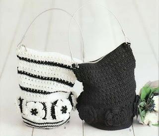 ???? ?????? ????? - pretty crochet bag ~ ??? ...