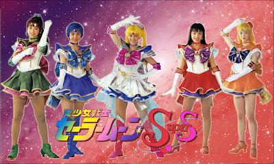 Nana Suzuki Sailor Venus