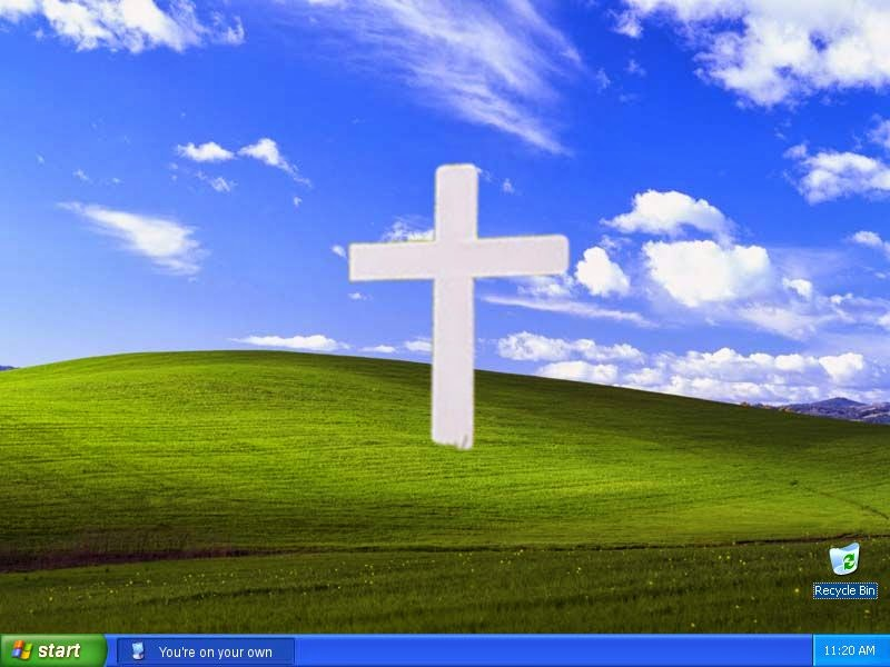Microsoft cease Windows XP support