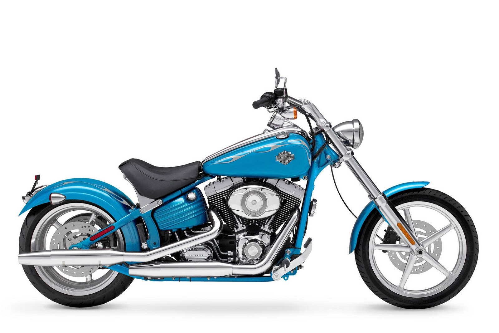 Harley Davidson Harley Davidson Fxcwc Rocker C 2011