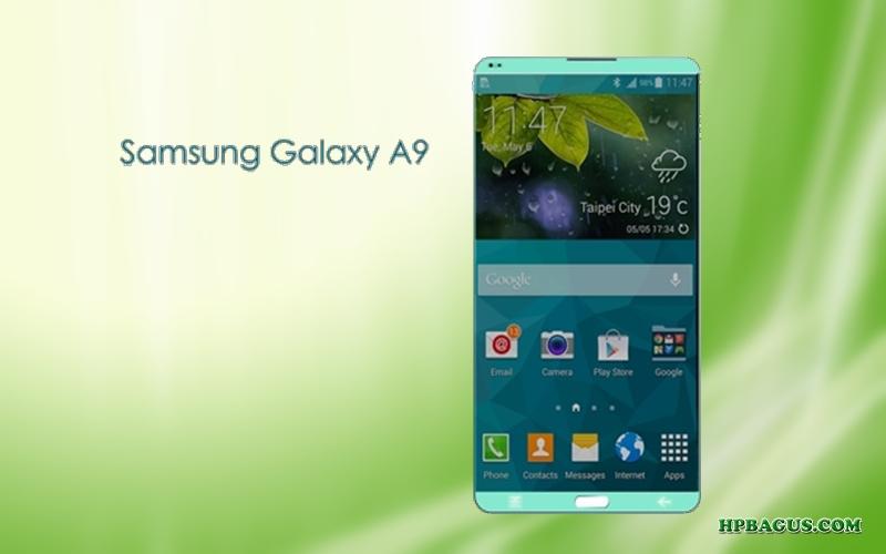 Spesifikasi Samsung Galaxy A9 Android