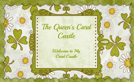The Queen's Card Castle