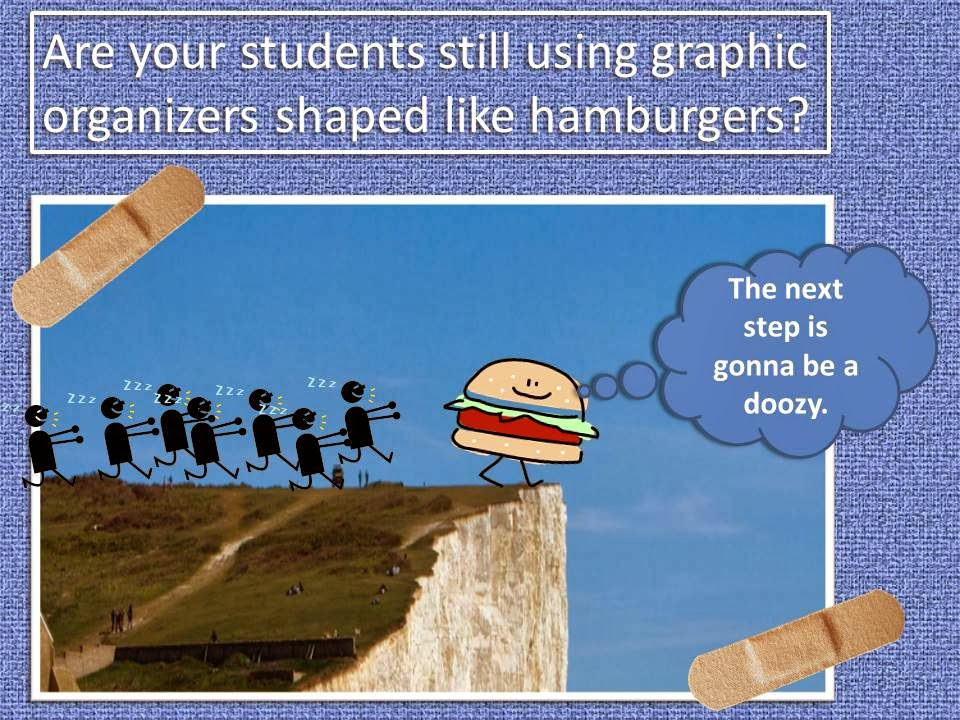 hamburger essay ppt Each student writes his/her own essay after peer correction and expanding his/ her ideas through self editing my name is alan i am a monster i am a boy i am old i am forty years old i have got small eyes, a big mouth and long ears i am black i am fat, short and clean i like to eat children and hamburgers i can eat but i.