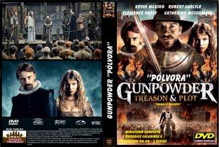 PÓLVORA (GUNPOWDER-2004) - TRAMAS E TRAIÇÕES - MINISSÉRIE COMPLETA