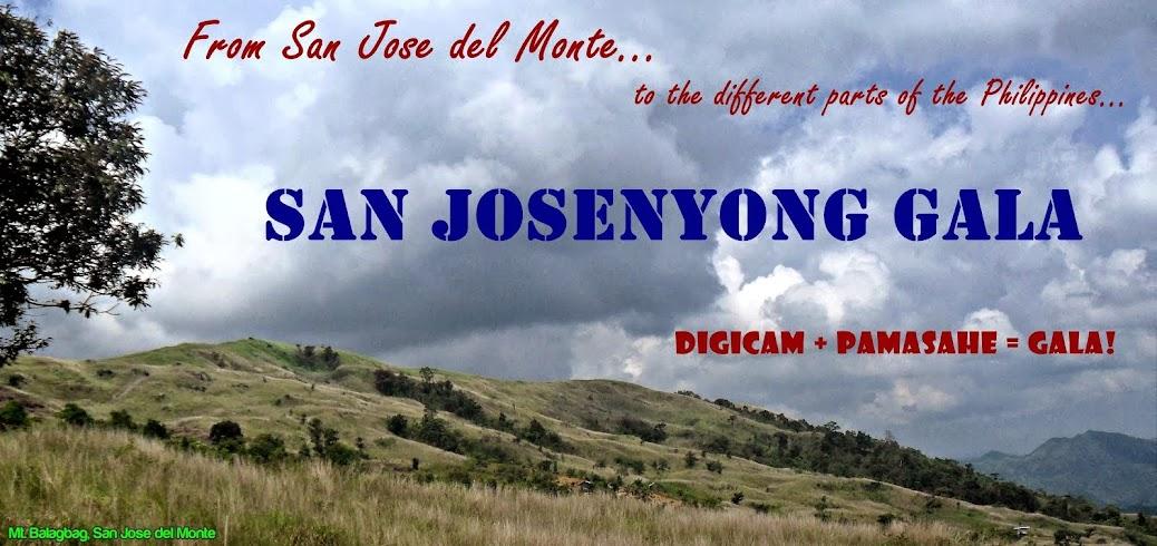 San Josenyong Gala