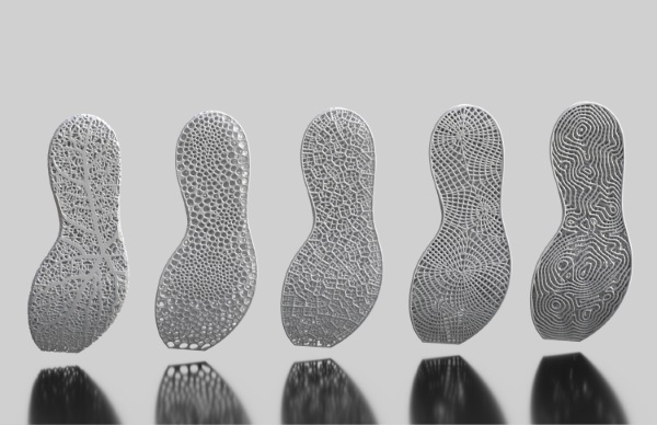 Pies sanos con Impresión 3D - NEW BALANCE