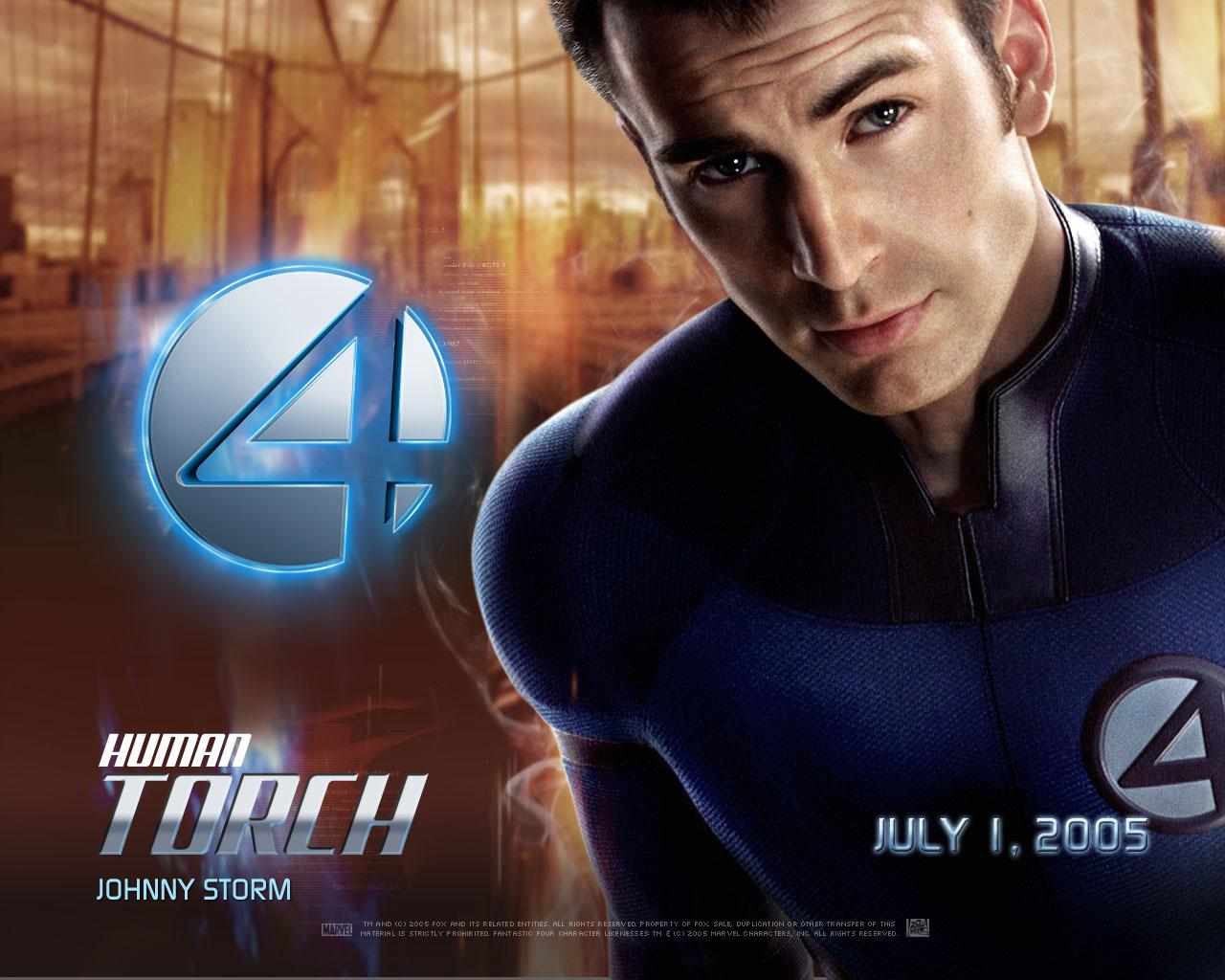 Fantastic 4 HD & Widescreen Wallpaper 0.261418141359248