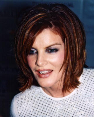 renee russo medium layered hair styles Rene Russo Hairstyles