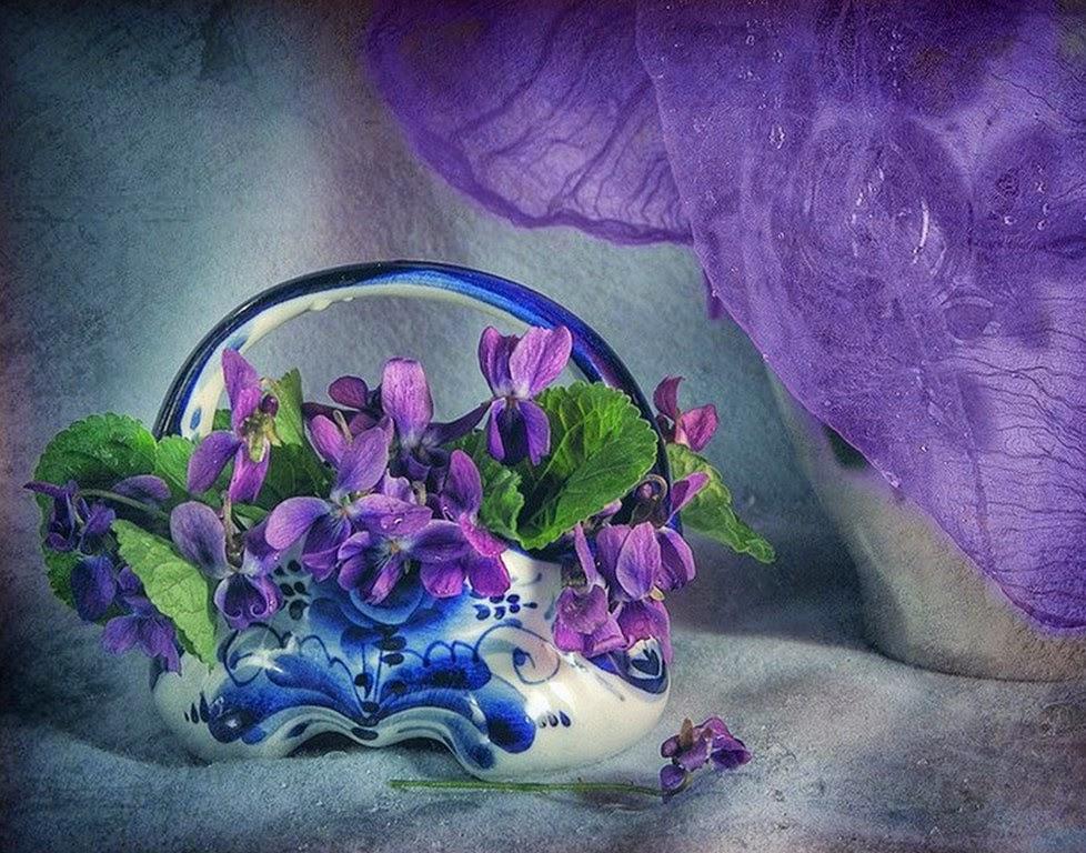 cuadros-de-flores-de-color-lila