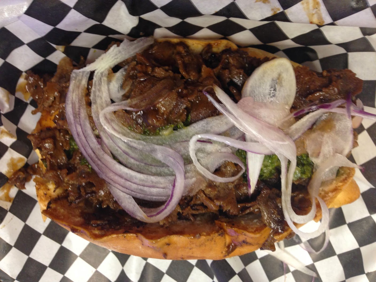 Skratch Food Truck Houston TX Brazilian Sandwich