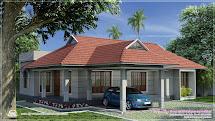 Single Storey Kerala House Plans