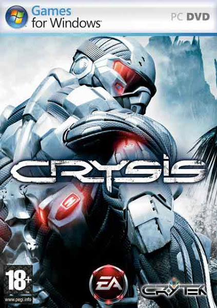Crysis 1 pc portada