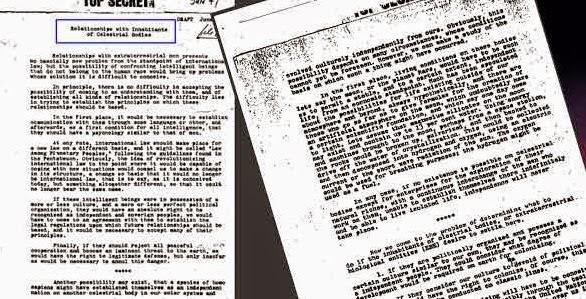 Dokumen Super Rahasia Ternyata Ilmuwan Albert Einstein Akui Adanya UFO