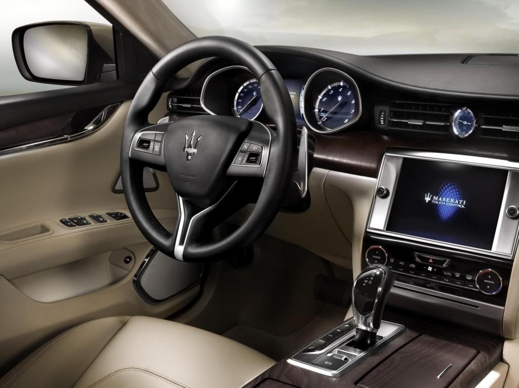 Maserati Quattroporte Limited Edition By Ermenegildo Zegna Black
