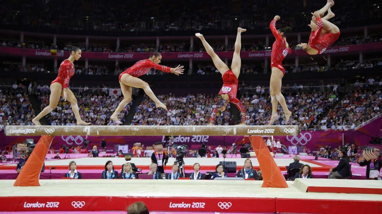 Gimnasia barra de equlibrio for Definicion de gimnasia