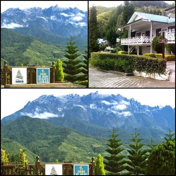 Kinabalu Pine Resort Kundasang