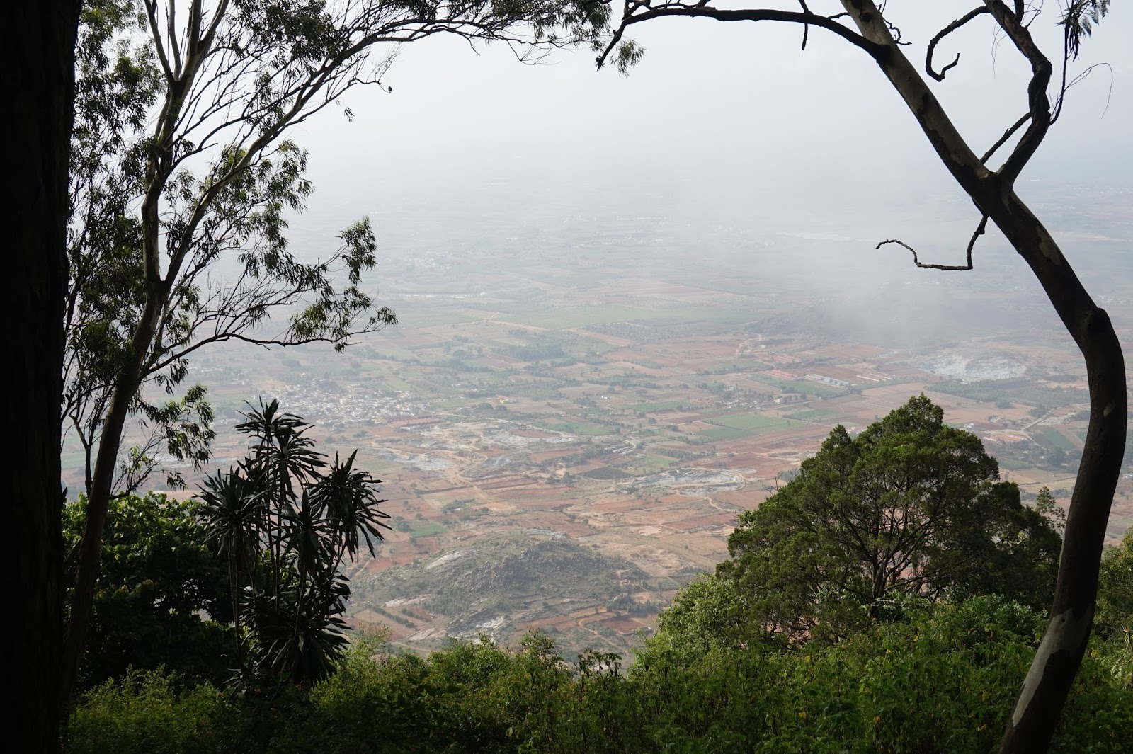 Nandi Hills sunrise view