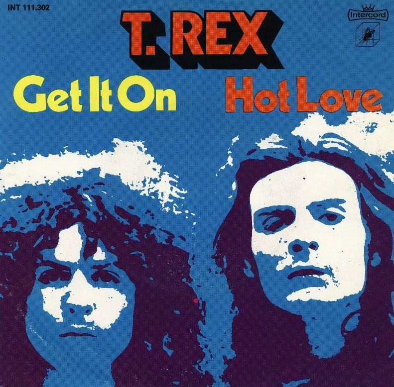 opinions on get it on t rex song