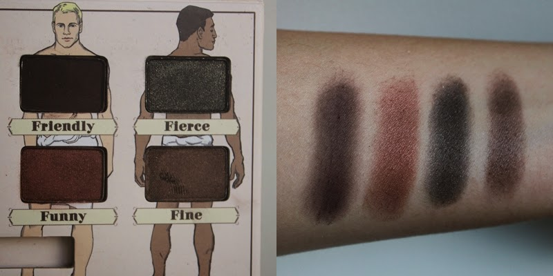 the balm nude dude colors