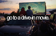 i want to go to an old fashion drive-in movie and smooch!