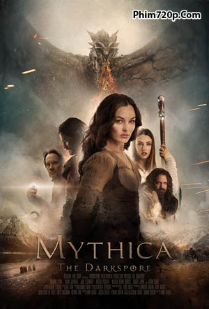 Mythica: The Darkspore 2015 poster