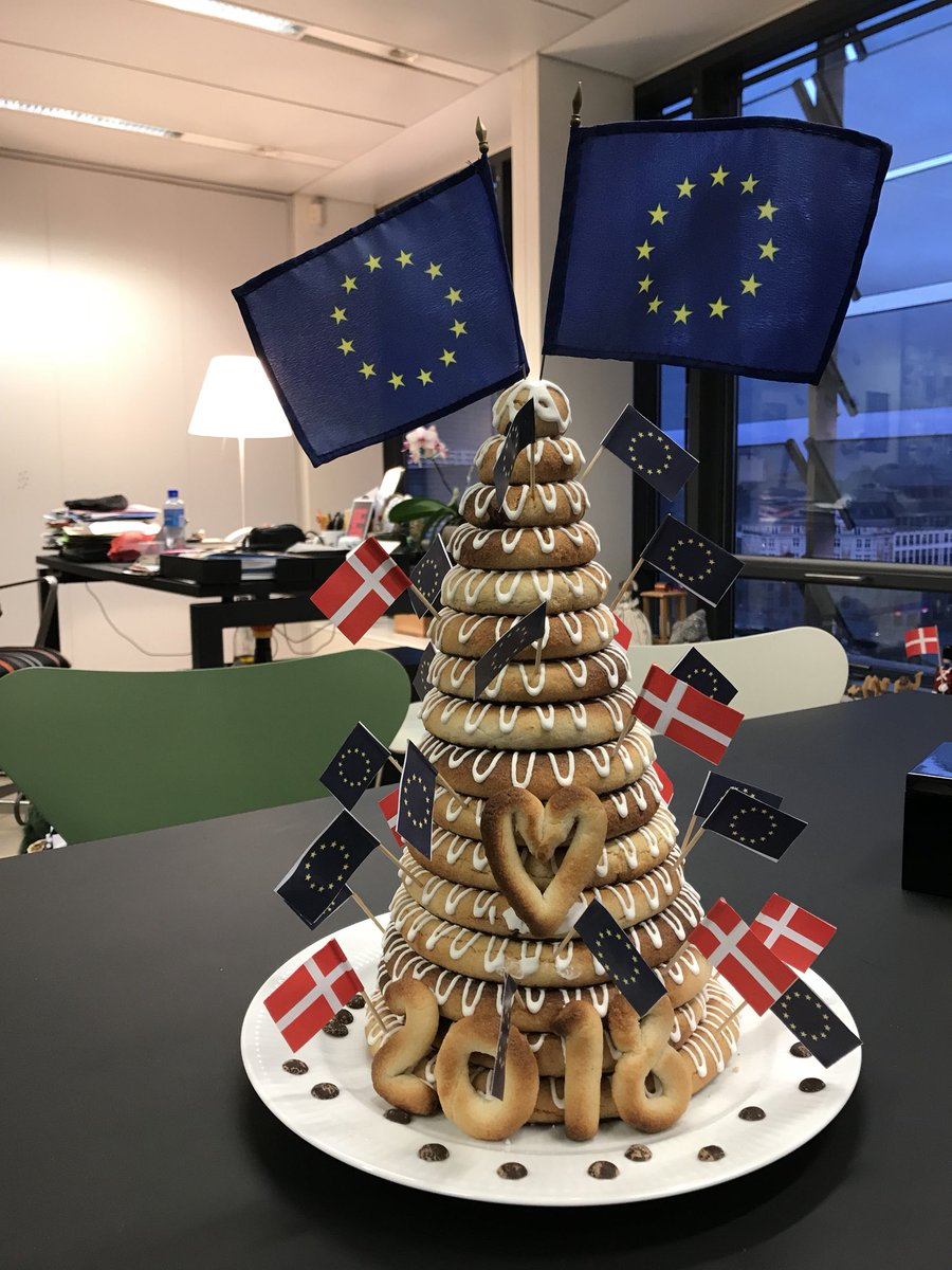 Vestager's Cake!