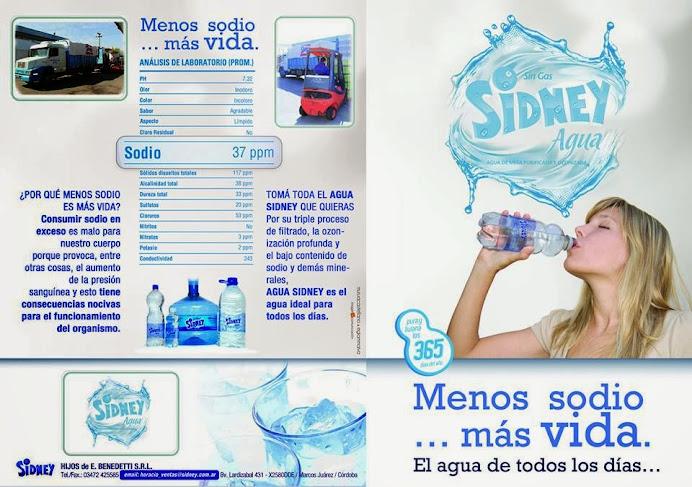 ESPACIO PUBLICITARIO: SODA SIDNEY