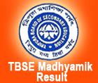 TBSE Madhyamik Result 2015