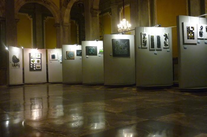 Exposición Casino Español 2012