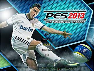 INSTALL PES 2013