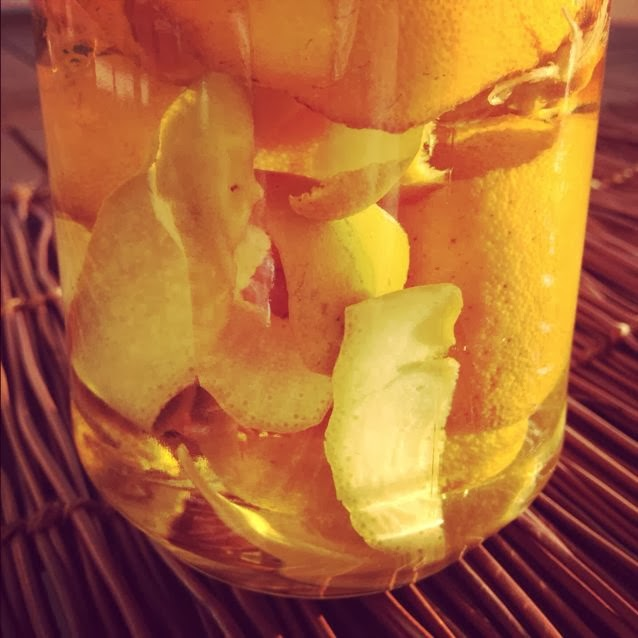Sweet Kwisine, shrubb, rhum, liqueur, orange, Martinique