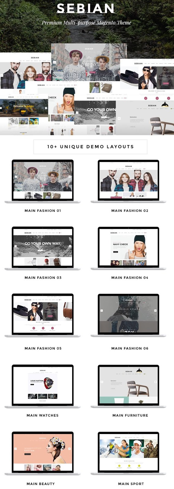 Best eCommerce Template Download