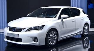 Daftar Harga Mobil Lexus Baru dan Bekas Terbaru September 2015